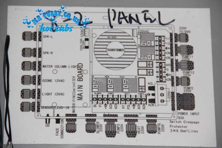 chinese hot tub spa control pack main circuit board kl8 2 spaserve trade price group tcp8 2 [3] 246 p wet jet wiring diagram motor diagrams wiring diagram ~ odicis wet jet wiring diagram at alyssarenee.co